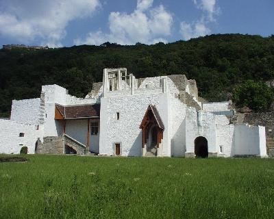 A visegrádi királyi palota északkeleti palotája