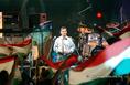Fidesz-MDF kampányzáró a Műegyetem előtt