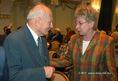 A köztársaság eszméje c. konferencián Göncz Árpád és Gönczöl Katalin, a bűnmegelőzési programért felelős miniszteri biztos