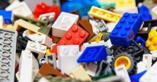 A geometria Legoja
