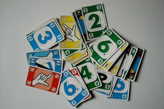 Uno kártyacsomag