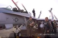 Taszárra érkeztek az első F-18-as vadászgépek