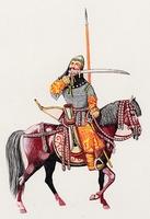 Besenyő harcos 1160