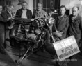 Az utolsó motorkerékpár