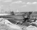 Átadás előtt a Gagarin Hőerőmű és a lignitbánya
