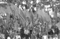 A budapesti dolgozók ünnepi felvonulása