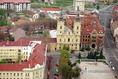Miskolc belvárosának részlete