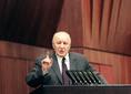 Kádár János az MSZMP XIII. Kongresszusán