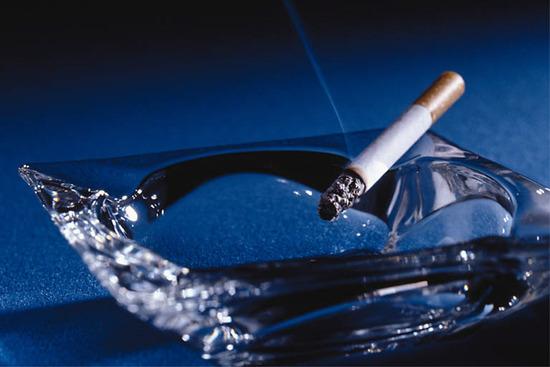 Égő cigaretta