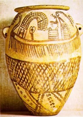 Kerámia (Nagada II.- kultúra)