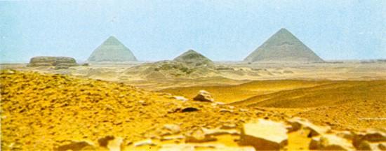 Szakkarai piramisok