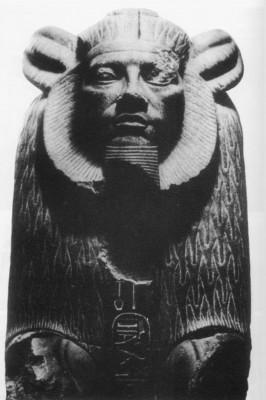 III. Amenemhat szfinxe