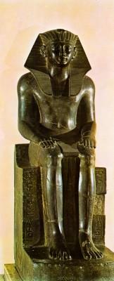 III. Thotmesz szobra