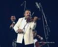 Rom Som Cigány Világfesztiválon a Nemzeti Cigányzenekar játszik