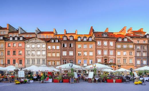 eTwinning Éves Konferencia Varsóban