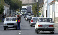 Forgalomnövekedés elleni tüntetés Szigetváron