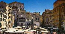 A középkori város