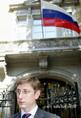 Gyurcsány Ferenc részvétlátogatása Oroszország nagykövetségén