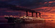 A Titanicról jelentjük