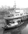 Új vontatóhajó