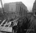 A metró építése