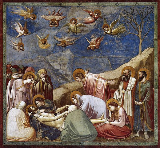 648px-Giotto_-_Scrovegni_-_-36-_-_Lamentation_(The_Mourning_of_Christ)