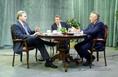 Pokorni Zoltán és Kovács László a Nap TV-ben
