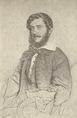 Kossuth Lajos legkorábbi arcképe (1841)