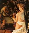 Caravaggio: Az Egyiptomba menekülő Szent Család pihenője