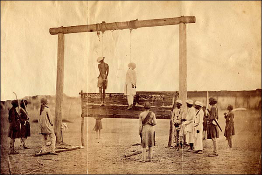 The_hanging_of_two_participants_in_the_Indian_Rebellion_of_1857.