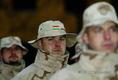 Az Irakból hazatért kontingens katonáinak köszöntése
