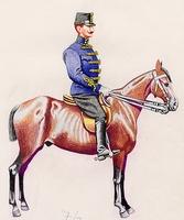 Honvédhuszár főhadnagy (1890)