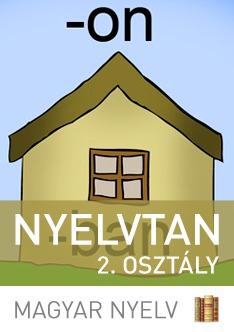 Nyelvtan - 2. osztály