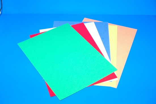 Karton papír
