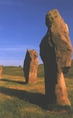 Az Aveburyt körülvelő kőkör eredetileg több mint 100 sziklatömbből állt
