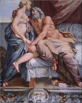 Jupiter és Junó