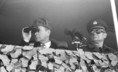 Bazalt '87 harcászati gyakorlaton Grósz Károly és Kárpáti Ferenc