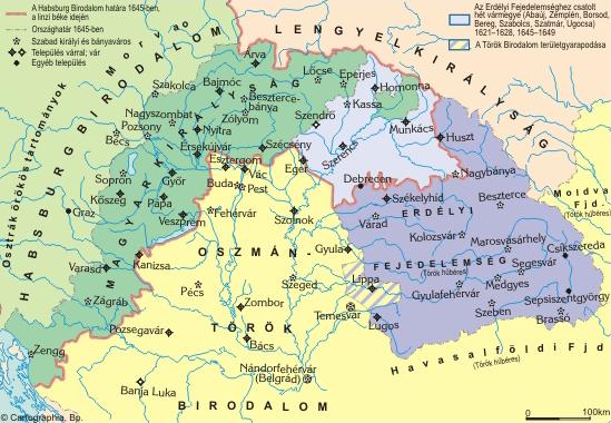 Az erdélyi fejedelmek függetlenségi harcai és a harmincéves háború
