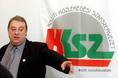 A szakszervezet sajtótájékoztatója a Volán-sztrájk miatt
