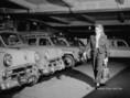 Tíz éve dolgoznak nők az Autotaxi Vállalatnál