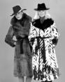 Női kalap- és bundadivat