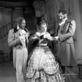 Az Álruhás kisasszony bemutatója a Fővárosi Operettszínházban