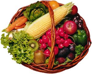 A zöldségek sokféle B-vitamint tartalmaznak