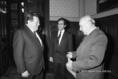 Kádár János fogadta Franz Josef Strauss bajor miniszterelnököt