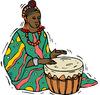 Afrikai bennszülött