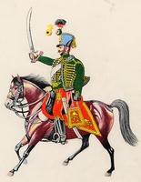 4. Geramb-huszárezred (1835)