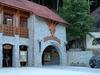 Az Aggteleki-cseppkőbarlang bejárata