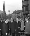 Losonczi Pál és Franz Jonas határtalálkozója