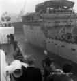 Tengerjáró hajó próbaútja a Dunán