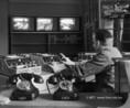 24 kamerás ipari tv-rendszer